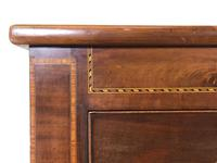 Large 19th Century Inlaid Mahogany Chest of Drawers (5 of 12)