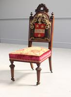 19th Century Rosewood Side Chair (2 of 8)