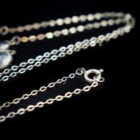 Antique Moonstone Sterling Silver Drop Fringe Festoon Necklace (5 of 8)