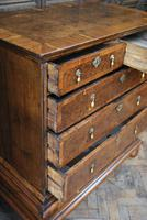 William & Mary Walnut Chest of Drawers (9 of 9)