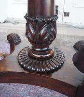 Classical Regency Rosewood Card Table (7 of 9)