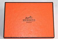 Superb Pair of Hermes of Paris Silver Hallmarked Cufflinks in their Original Box (7 of 7)