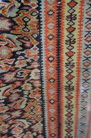 Fine Early 20th Century Senneh Kilim Rug (6 of 11)