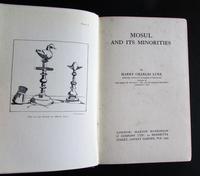 1925 1st Edition  Mosul  & Its Minorities by Harry Charles Luke (2 of 4)