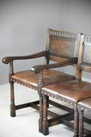 Set of 6 Cromwellian Dining Chairs (9 of 12)