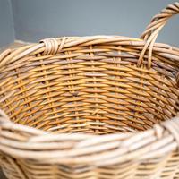 Wicker Log Basket (3 of 6)