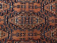 Antique Yumut Turkoman Rug (7 of 7)