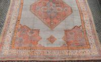 Massive Antique Ushak Carpet 597x525cm (8 of 13)