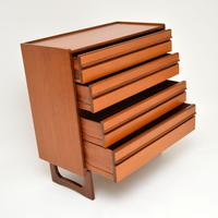 1960's Vintage Teak Chest of Drawers by William Lawrence (7 of 11)