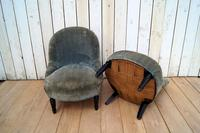 Pair of Chairs for re-upholstery (4 of 4)