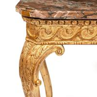 Victorian Giltwood Console Table (5 of 11)