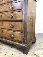19th Century Elm Chest of Drawers (9 of 11)