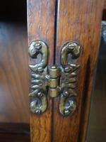Wood Bros Old Charm Oak Dresser Tudor Brown (6 of 11)
