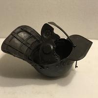 English Civil war New Army Lobster pot Helmet (9 of 10)
