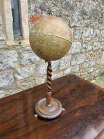 19th C Globe On Stand (3 of 5)