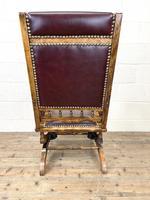 Antique Gentleman's Rocking Chair (9 of 9)