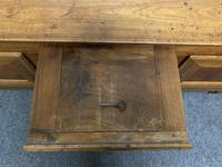 18th Century Low Cherry Wood Enfilade 'TV Stand' (7 of 21)