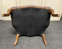 Comfortable French Wing Armchair (14 of 15)