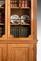George III Period Pine Bookcase (6 of 6)