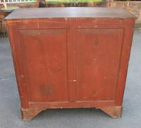 1880's Quality Mahogany Chest of Drawers with 2 Secret Drawers (5 of 5)