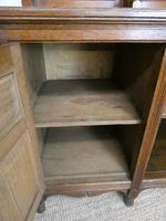 English Oak Sideboard by Gillows of Lancaster (7 of 15)