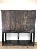 Antique 18th Century Welsh Oak Pot Board Dresser (14 of 26)