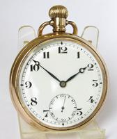 1920s Lagaros Pocket Watch by Record (2 of 6)
