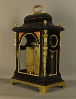 Fine Verge Fusee Bracket Clock - William Smith, London (5 of 9)