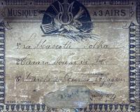 Victorian 3 Air Hurdy Gurdy Music Box (12 of 13)