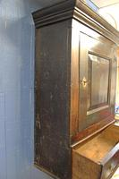 Late 17thC Oak Hanging Wall Cupboard. Mural or Spice Cabinet (12 of 17)