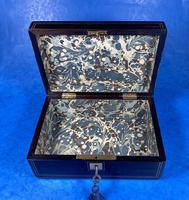 Victorian Coromandel Jewellery Box (11 of 11)