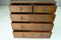 Early 20th Century Mahogany Chest of Drawers (11 of 12)