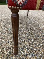 Kilim Covered Bench Stool (8 of 8)
