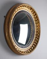 Regency Gilt Convex Mirror (4 of 4)