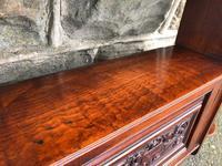 Antique Mahogany Wall Cabinet (9 of 10)
