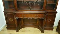Thomas Chippendale Violin Bookcase (4 of 10)
