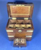 Victorian Rosewood Medicine Box (6 of 15)