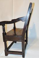 Late 17th Century Oak Wainscot Chair (11 of 11)