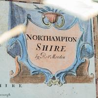 Robert Morden Northamptonshire Map (2 of 7)