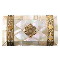 Mother of Pearl Tea Caddy (6 of 8)