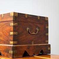 Indo European Teak Box (5 of 8)