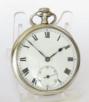 1913 Rands silver Pocket Watch from Rotherham & Sons (2 of 5)