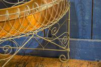 Antique Wire Plant Stand / Conservatory Planter (3 of 10)