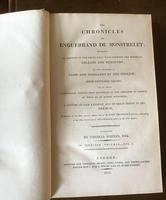 1810 The Chronicles of Enguerrand de Monstrelet, translated by Thomas Johns, Complete Set in 13 Volumes (4 of 7)