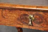 Rare 17th Century Olive Wood Oyster Side Table (4 of 14)