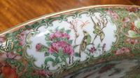Huge Chinese Canton Famille Rose Bowl. 19th Century (5 of 7)