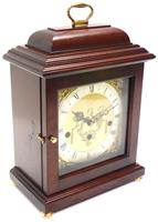 Comitti Of London Mantel Clock – Musical Westminster Chiming 8-day Mantle Clock (10 of 10)