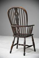 Antique Country Windsor Chair (6 of 12)