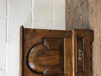Antique 18th Century Style Welsh Oak Coffer Bach (11 of 14)