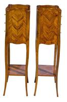 Suite of French Walnut & Floral Marquetry (11 of 15)
